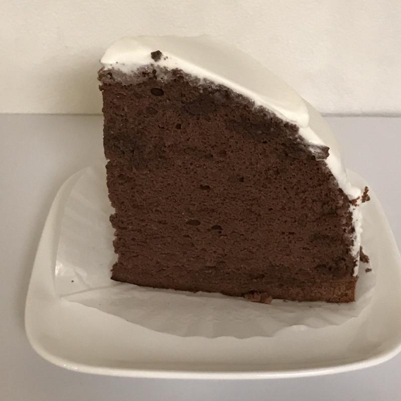 シフォンケーキです